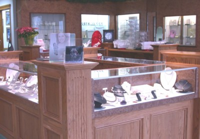 Our jewelry store in Neosho, Missouri